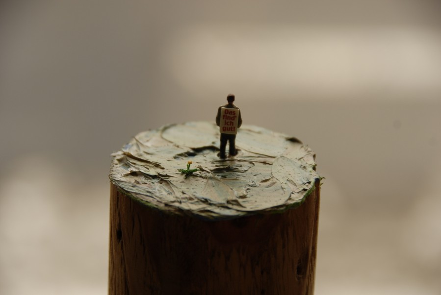 miniaturSKULPTUR 1